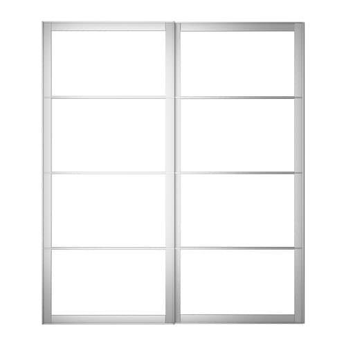 Ikea pax sliding doors instructions