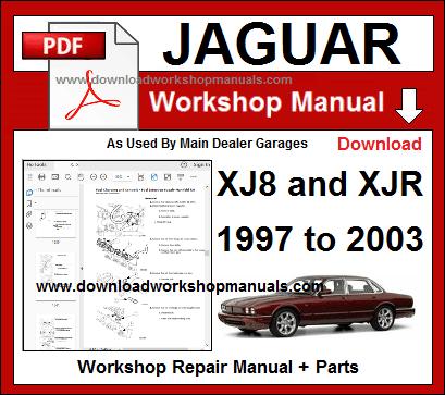 jaguar xjs workshop manual free download