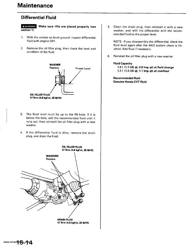 honda crv 1st gen manual