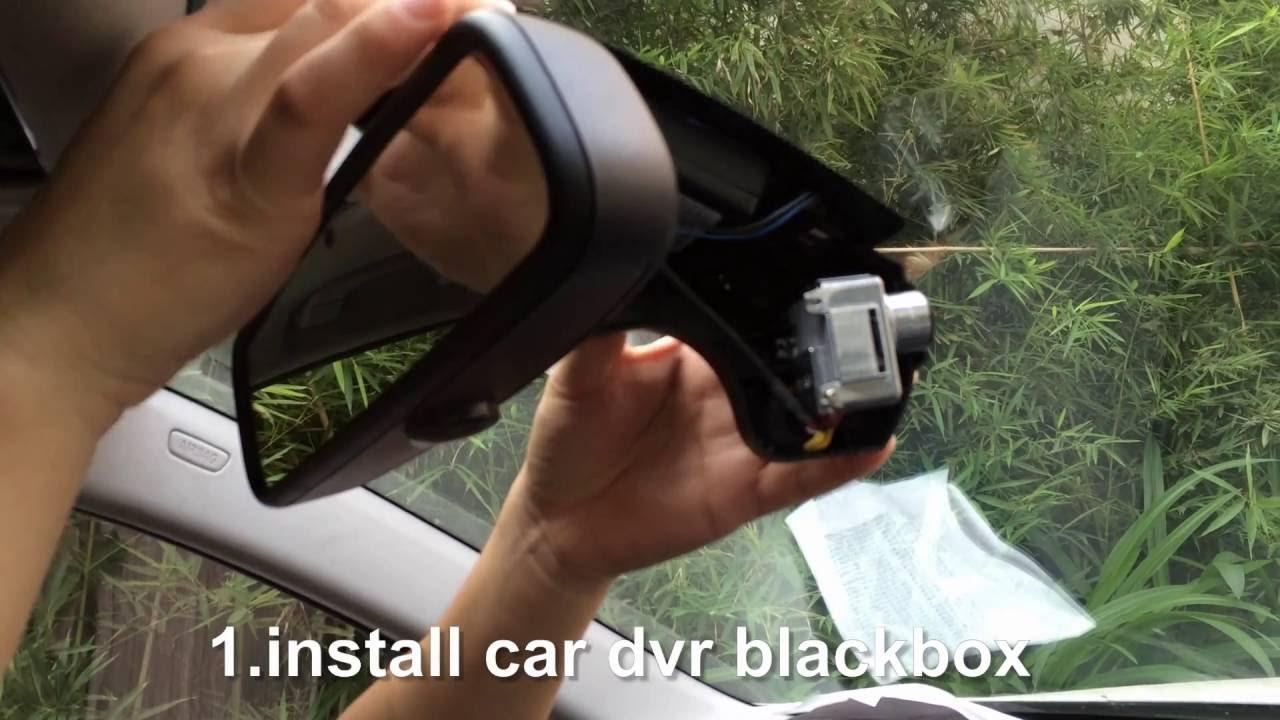 maginon car black box manual