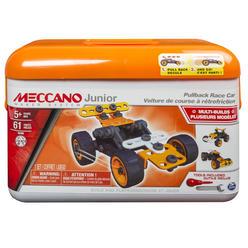 meccano junior pullback race car instructions