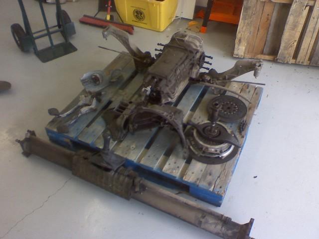 porsche 928 manual transmission for sale
