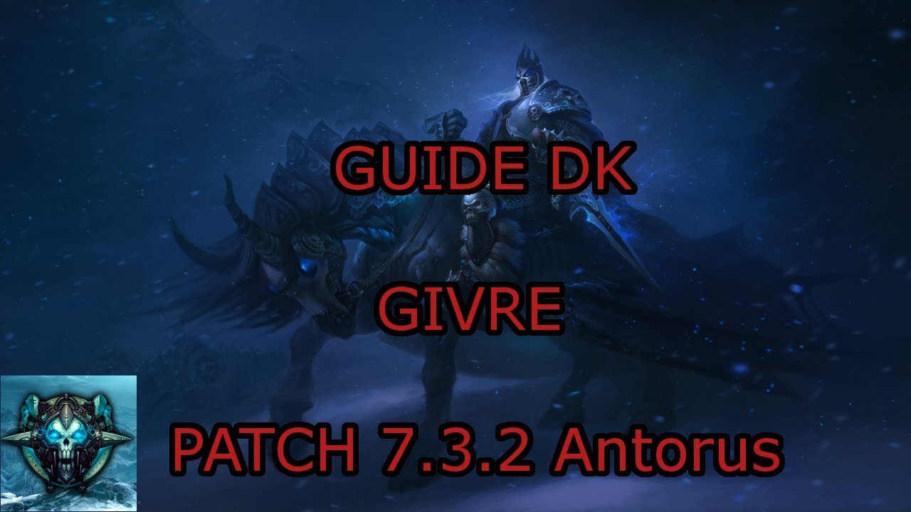 7.3 frost dk pvp guide