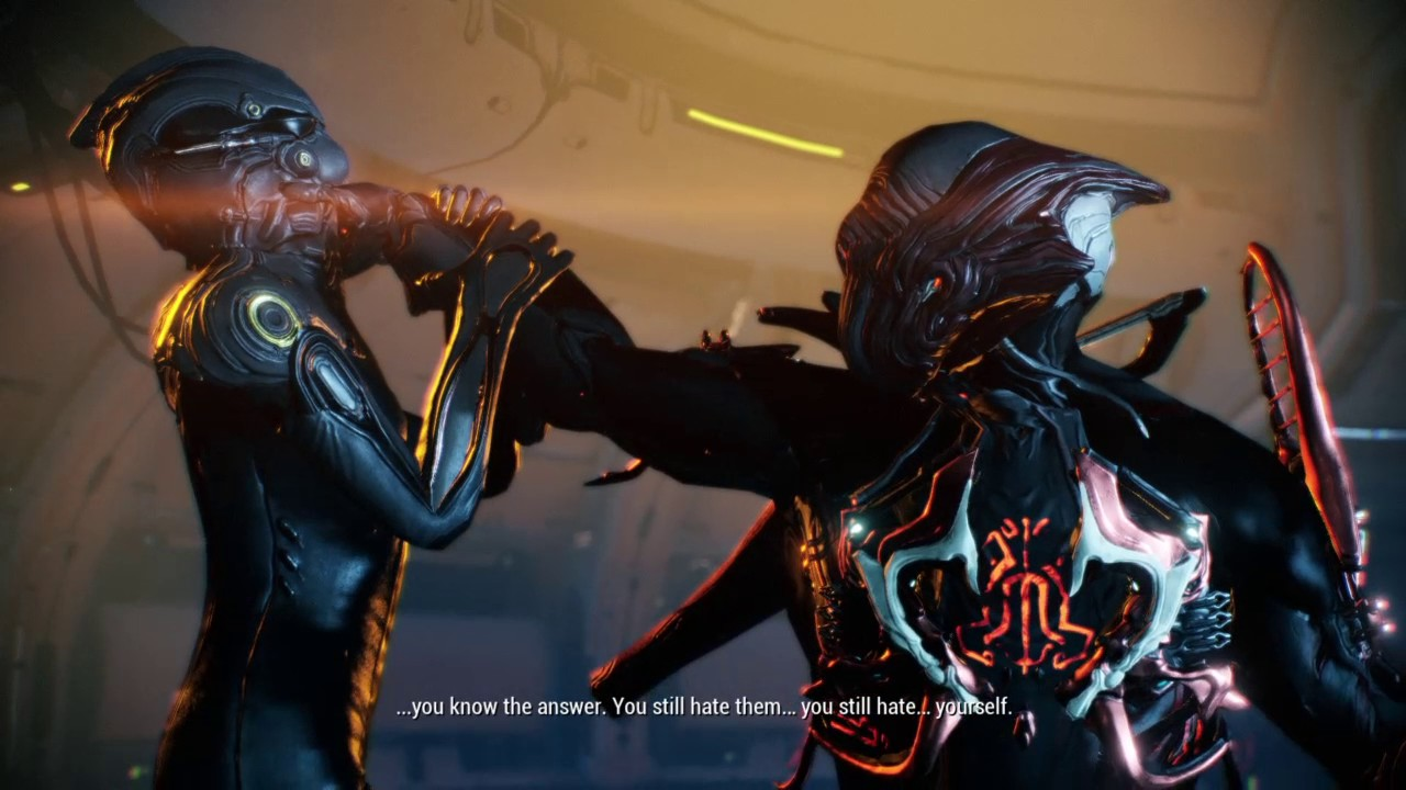 Warframe how to get despair if shadow stalker