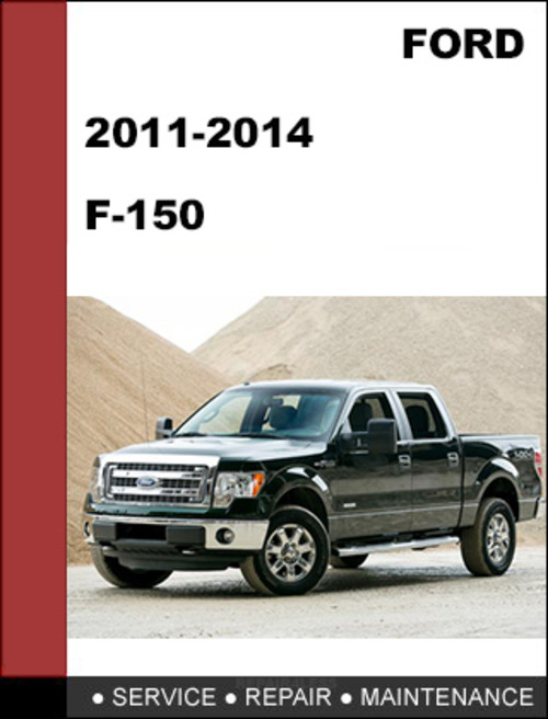 2011 ford f150 lariat manual