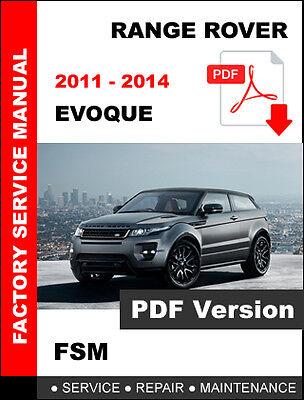 2011 range rover sport repair manual