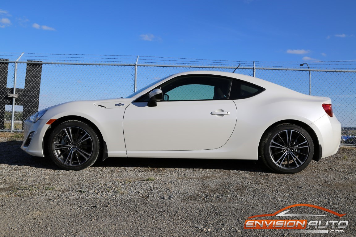 2014 scion frs 0-60 manual