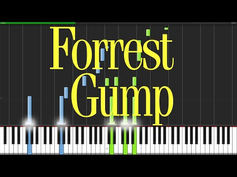 Forrest gump piano tutorial