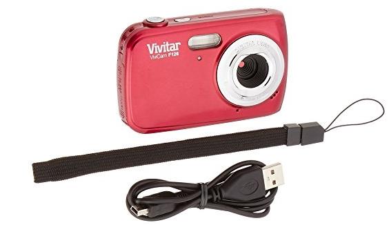 vivitar vivicam f126 user manual