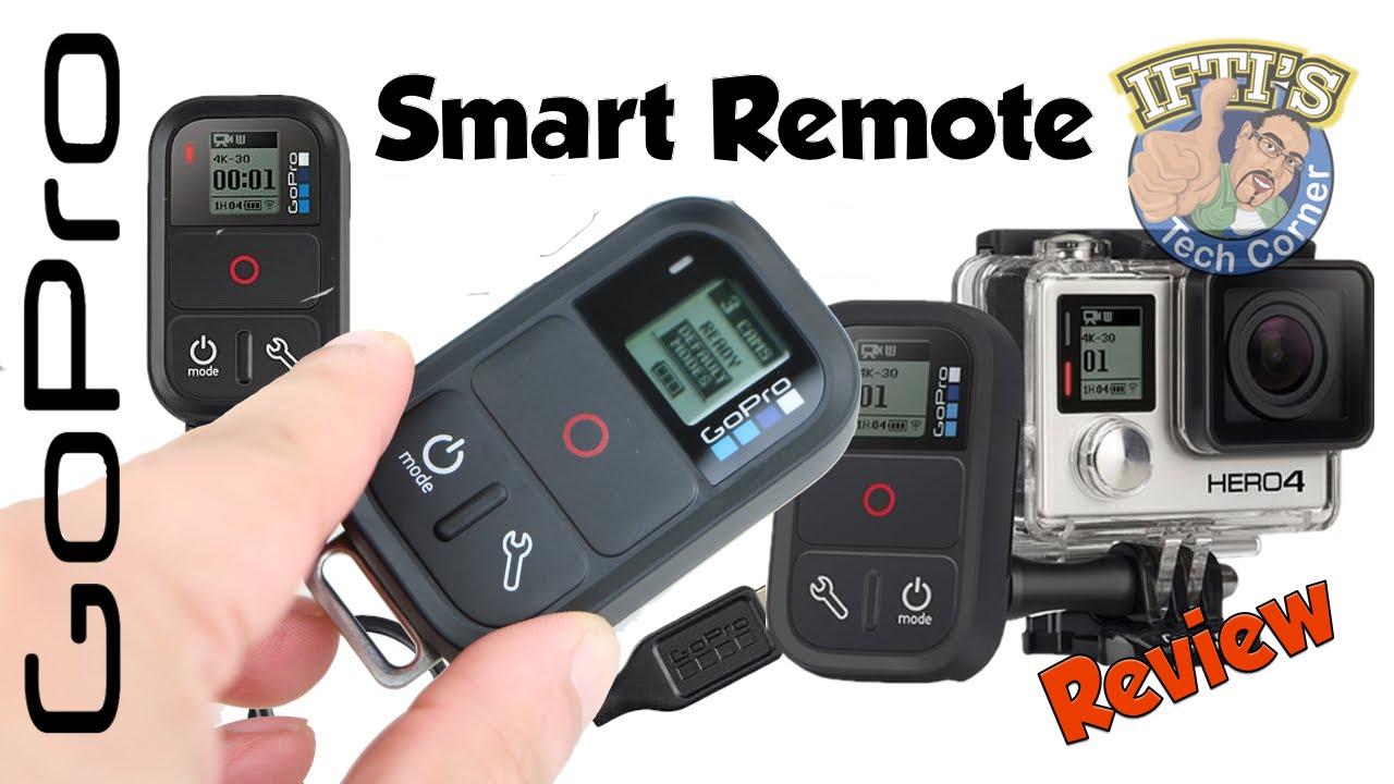 gopro hero 4 remote manual