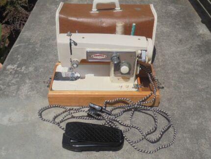 pinnock craftmatic sewing machine manual