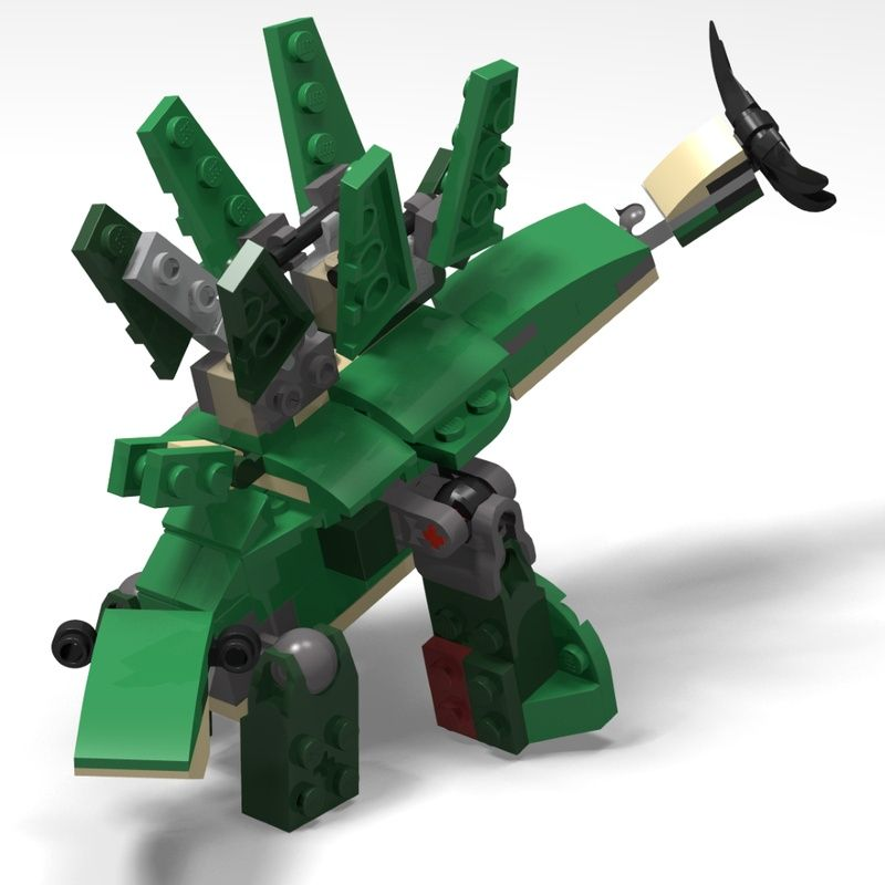 lego creator 31058 instructions