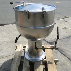 groen steam kettle parts manual