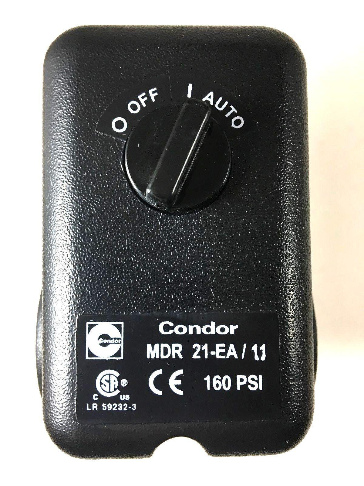 condor mdr 21 ea 11 manual