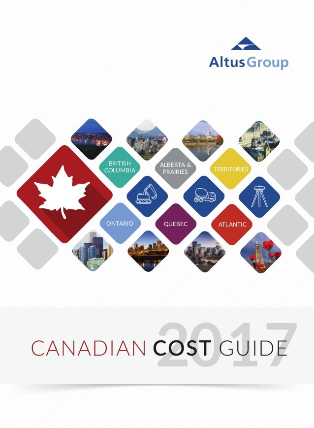 Altus group construction cost guide
