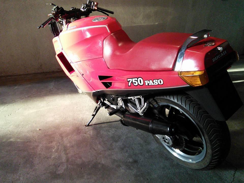 ducati 750 paso parts manual