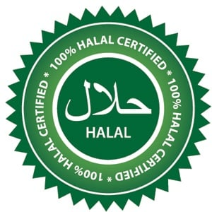 Halal food guide e numbers