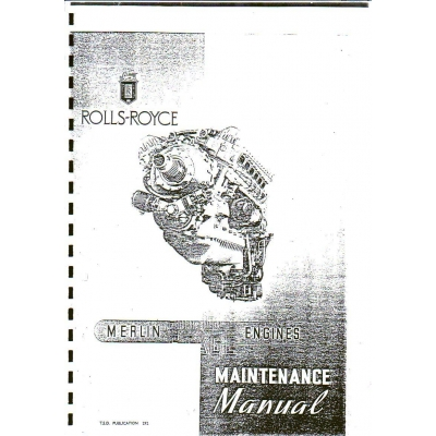 rolls royce meteor engine manual