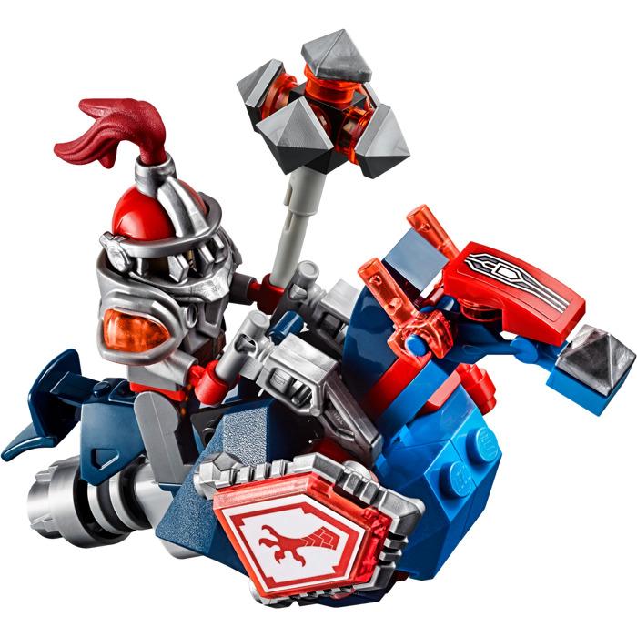 lego nexo knights beastmaster chaos chariot instructions