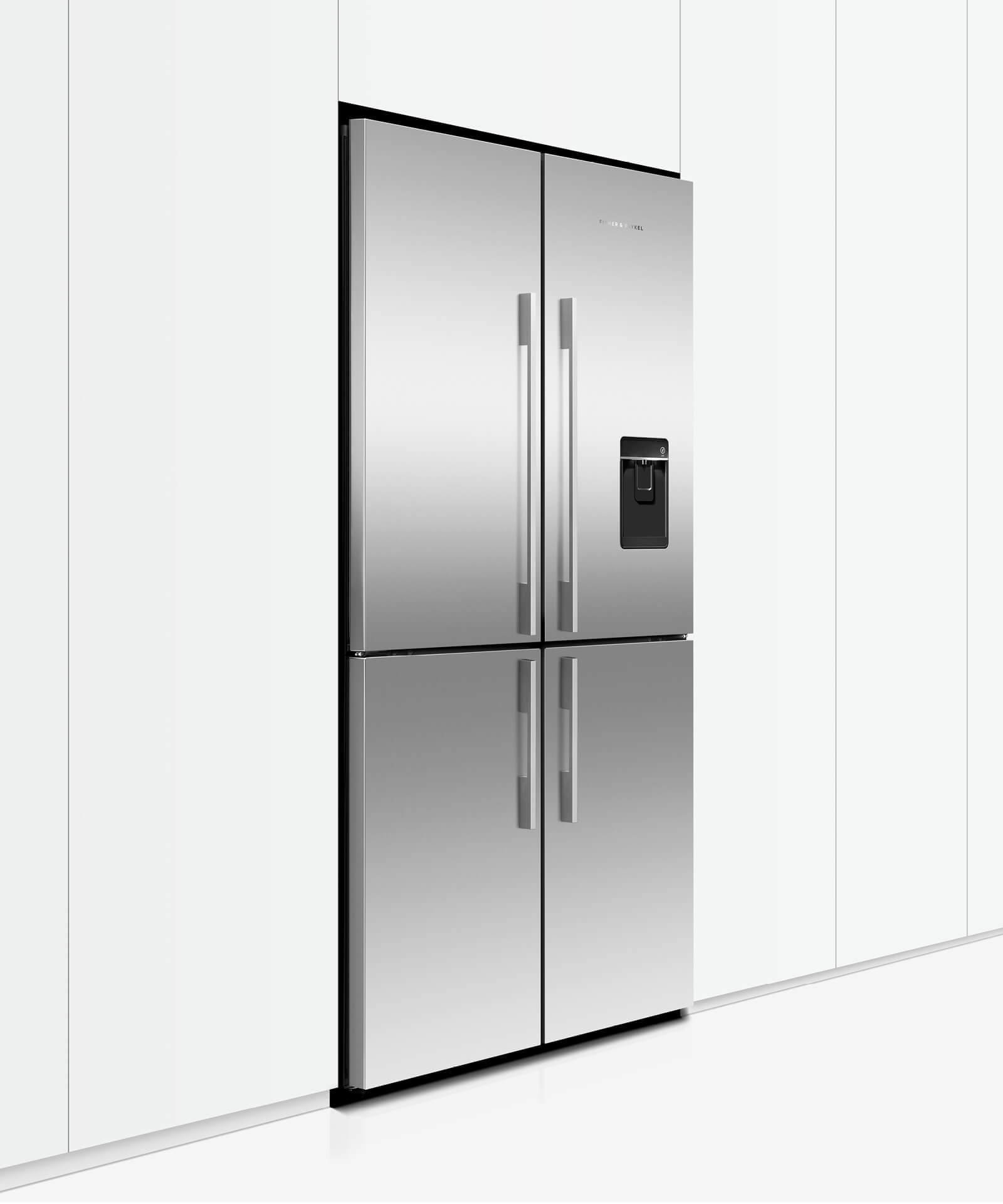 Fisher and paykel french door fridge manual