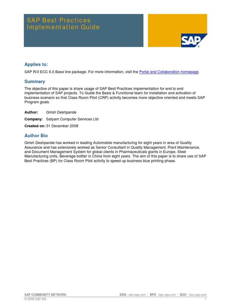 Business process management guide pdf