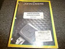 john deere 9600 combine manual