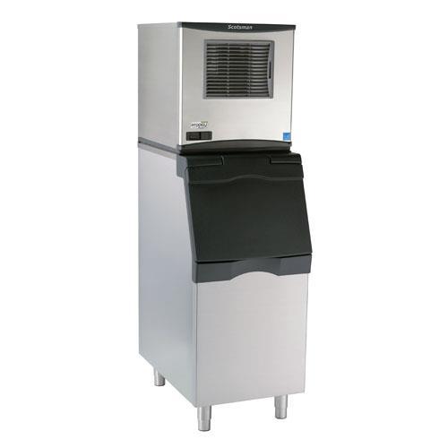 scotsman touch free ice machine manual