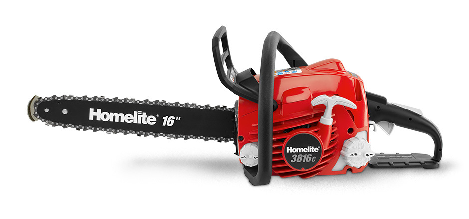 homelite 14 inch petrol chainsaw manual
