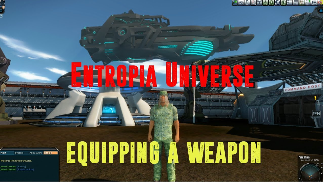 Entropia universe how to fly
