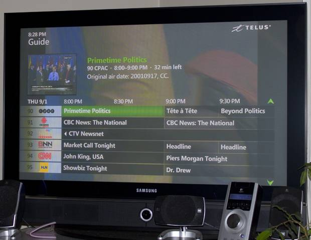 Telus optik tv guide pdf