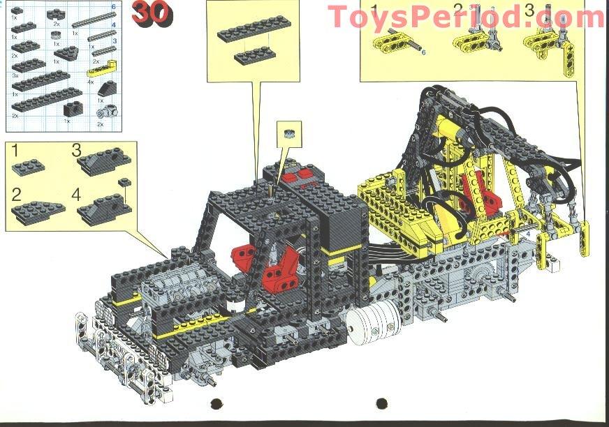 lego 8868 instructions pdf
