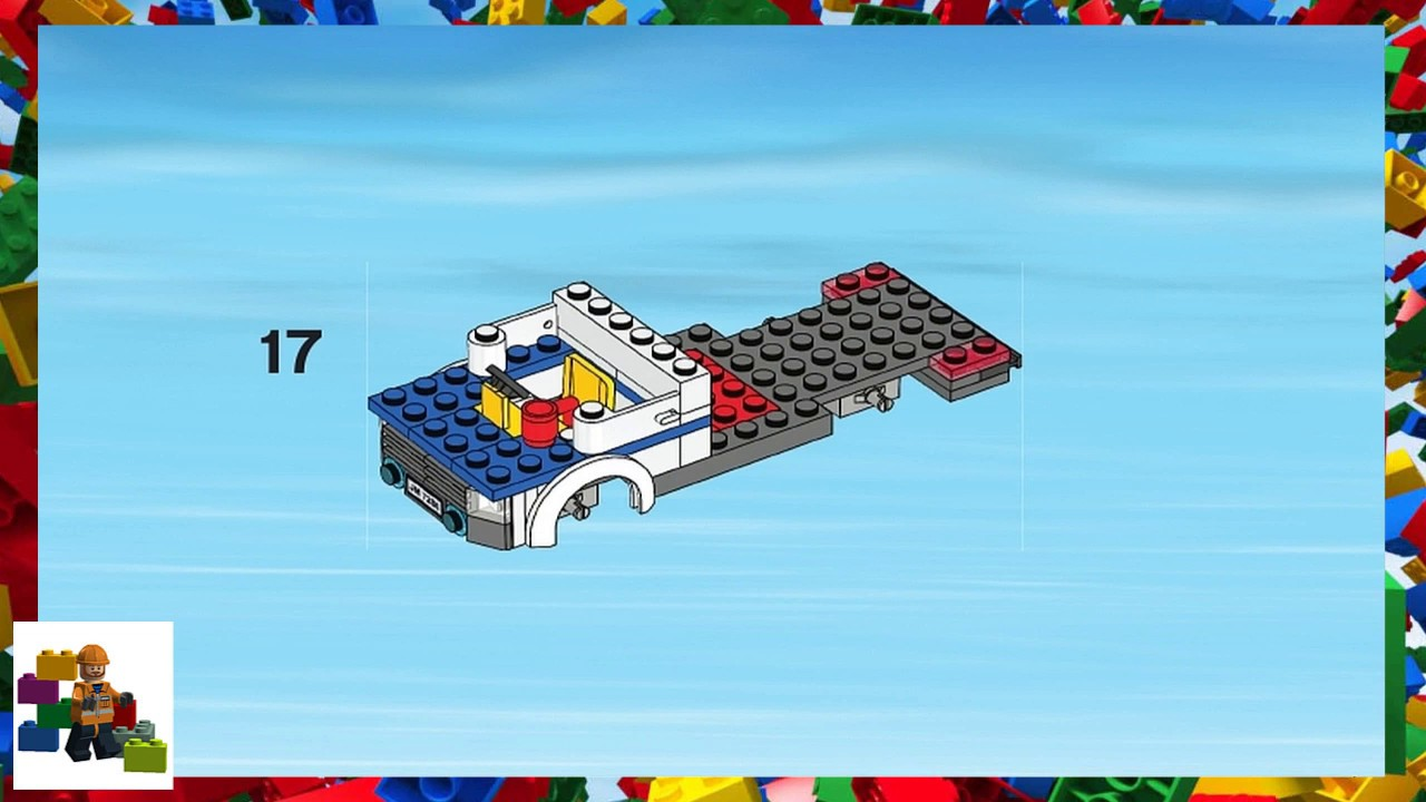 lego police car instructions 71213