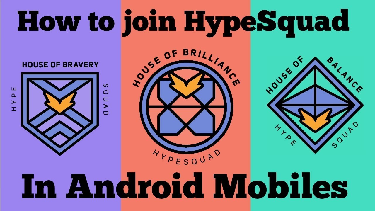 Discord how to join hypesquad