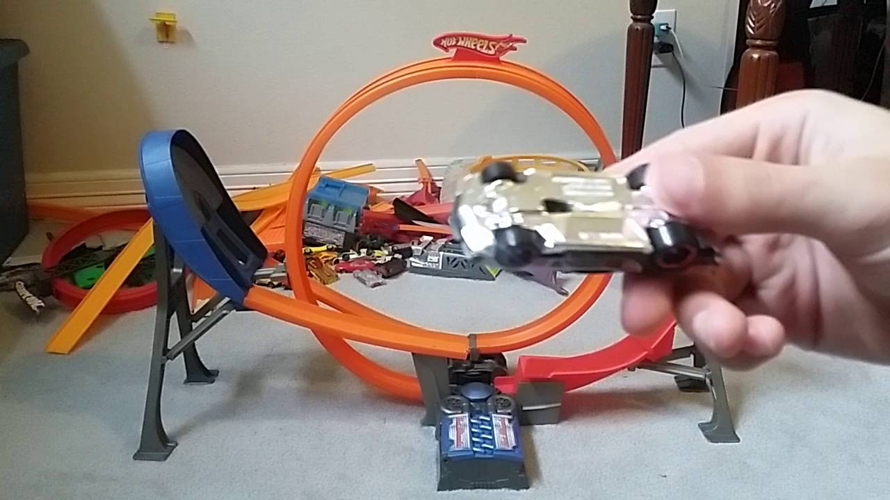 hot wheels power shift raceway instructions