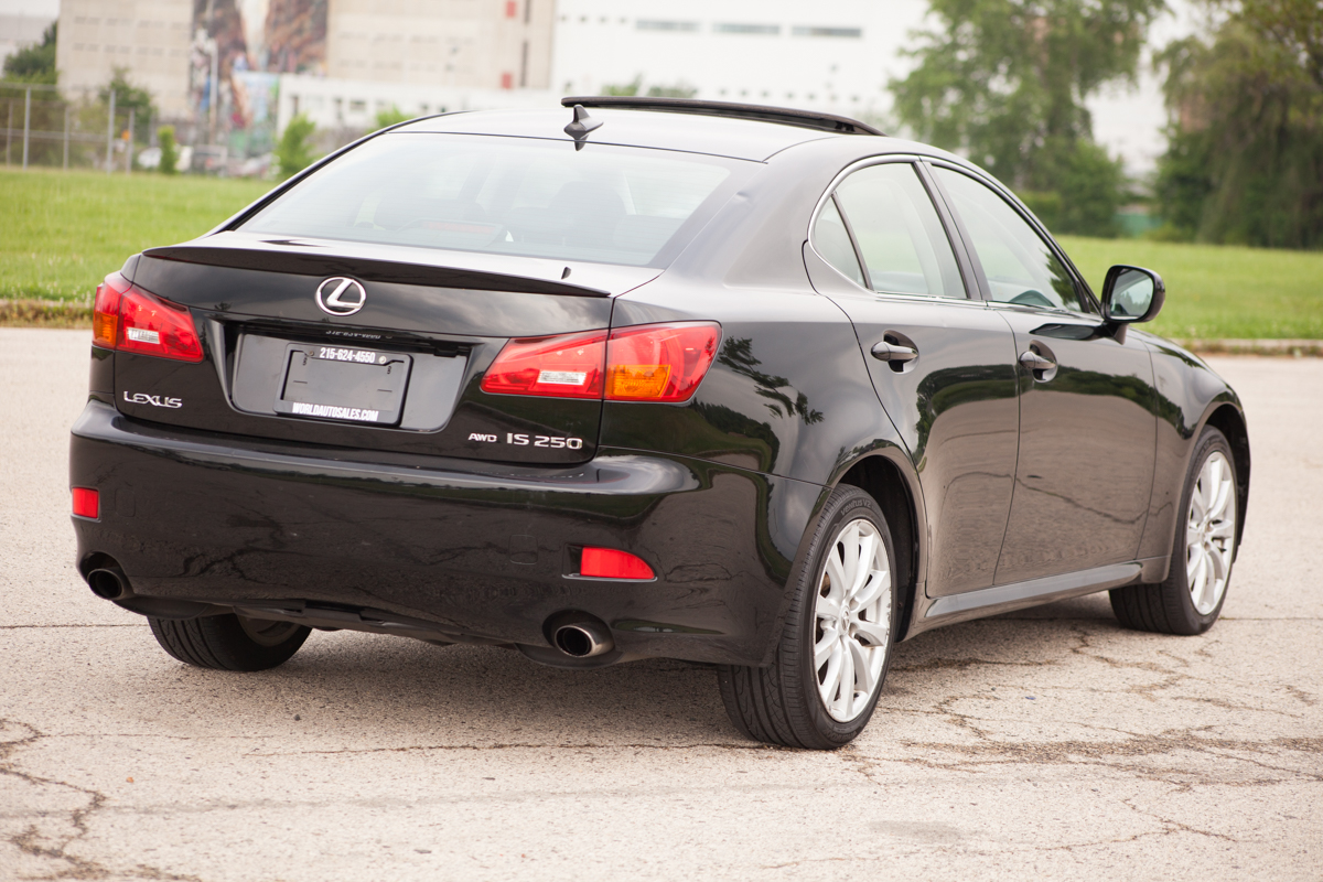 2008 lexus is 250 maintenance schedule pdf