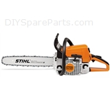 stihl 250 chainsaw parts manual