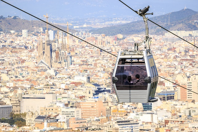 Parc de montjuic how to get there