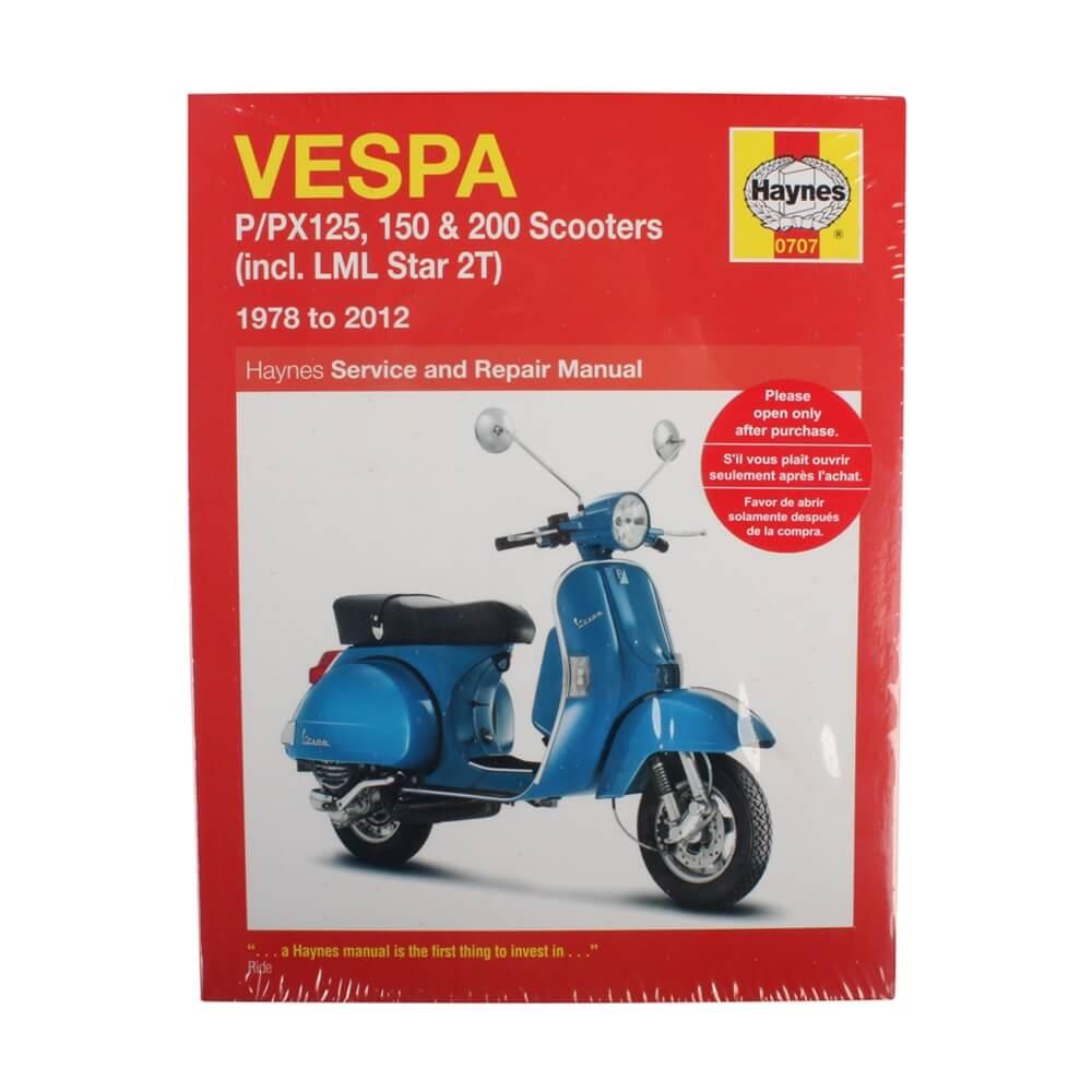 Vespa px 200 manual pdf