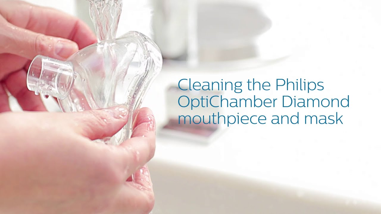 philips optichamber diamond cleaning instructions