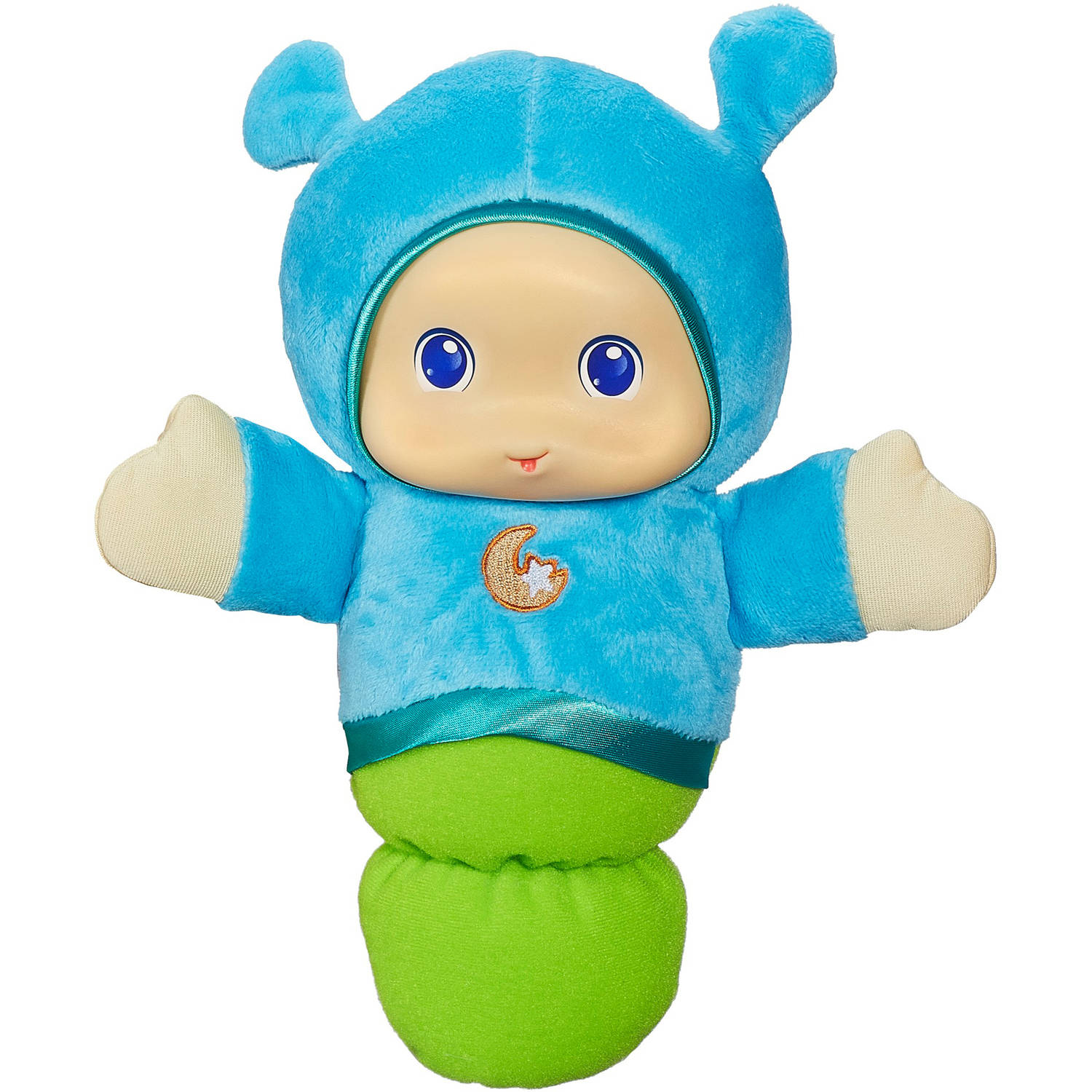 playskool glow worm instructions