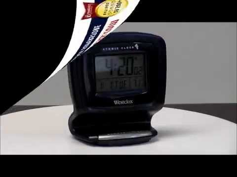 westclox digital alarm clock manual