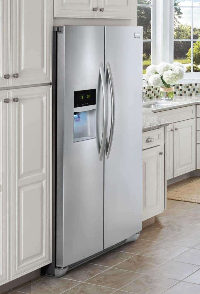 Frigidaire professional series refrigerator manual