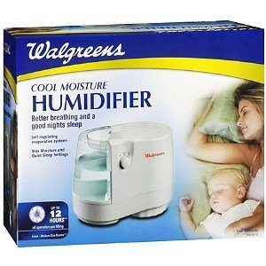 walgreens personal cool mist humidifier manual