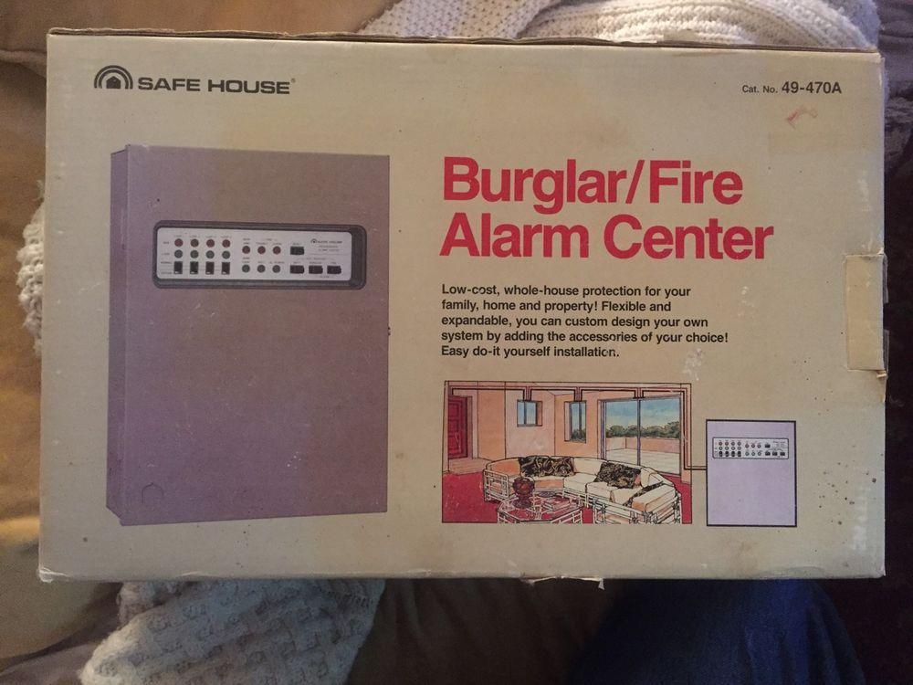 Safe house 49 470a manual
