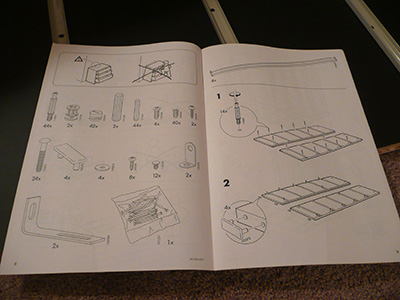 ikea 6 drawer dresser instructions
