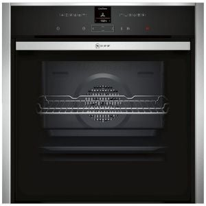 Neff self cleaning oven instructions