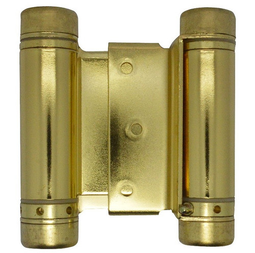 Double action spring hinge instructions
