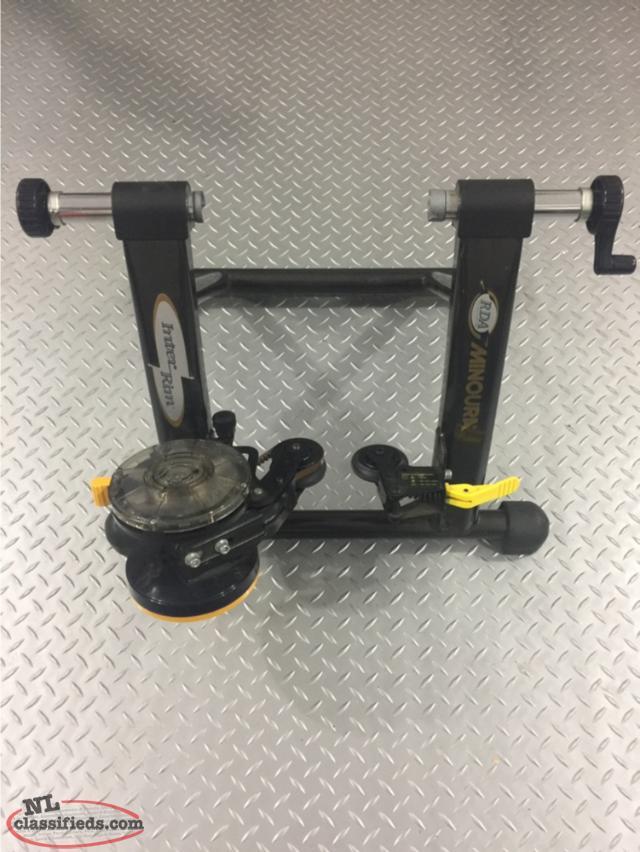 minoura inter rim bike trainer manual