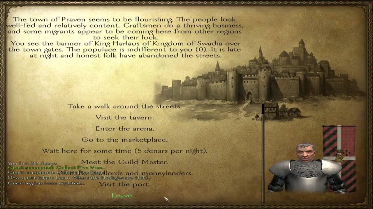 Mount and blade warband gekokujo guide