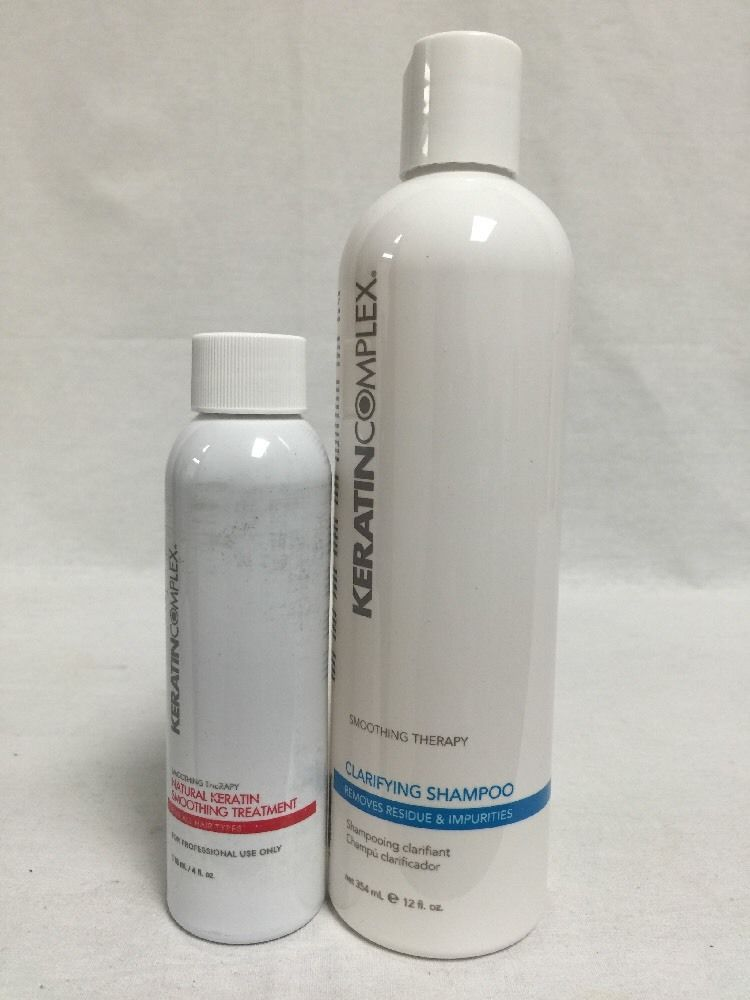 keratin complex smoothing treatment instructions